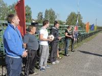 Турнир по мини-футболу с несовершенными, состоящими в службах системы профилактики