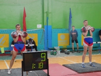 Первенство Брянской области по гиревому спорту среди юниоров и юниорок_5