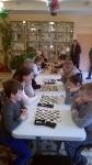 Новогодний турнир по шашкам и шахматам 2018 года