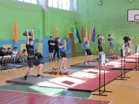 Первенство Брянской области по гиревому спорту среди юниоров и юниорок