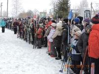 Лично – командное первенство Брянского района по лыжным гонкам среди школьников