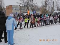 Лично – командное первенство Брянского района по лыжным гонкам среди школьников_4