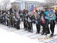 Лично – командное первенство Брянского района по лыжным гонкам среди школьников_5