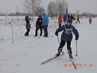 Лично – командное первенство Брянского района по лыжным гонкам среди школьников_6