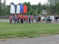 Спортивно оздоровительное мероприятие со студентами очной формы обучения РАНХ и ГС